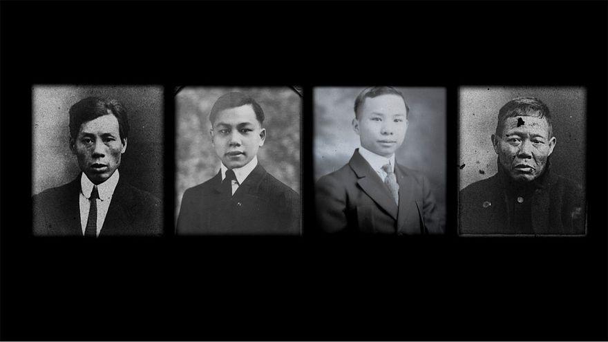 Los 6 supervivientes chinos del 'Titanic' mas fueron tragados por la Historia
